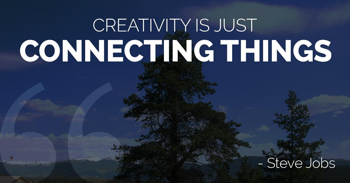 steve jobs creative thinking 2014-11-4 creative genius he dropped out,  tags: steve jobs thinking differently, steve jobs thinking, steve jobs thinking differently by lakin,.
