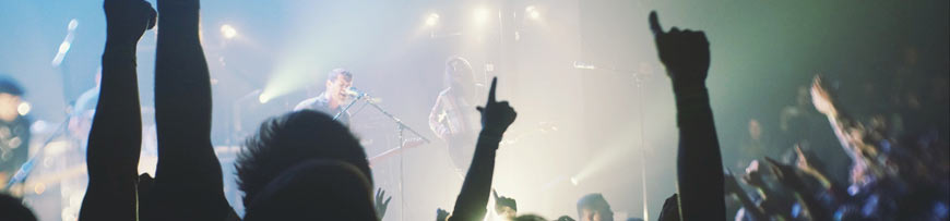 Social Proof Concert