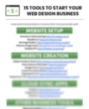 15 Tools PDF Cover