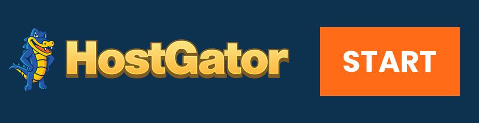 HostGator Website Hosting Banner